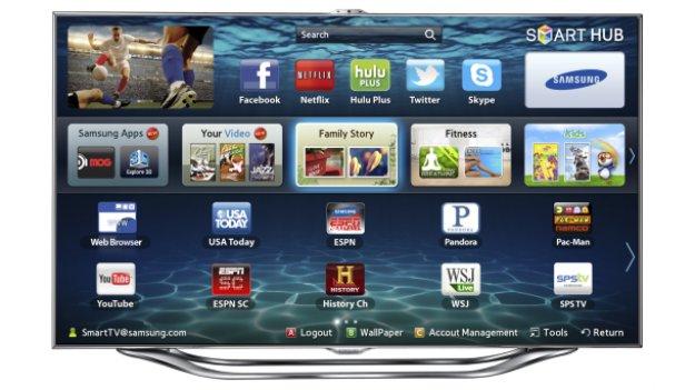 cf5716aaf Digitální domácnost - Samsung Smart TV řady 8 předčila naše očekávání