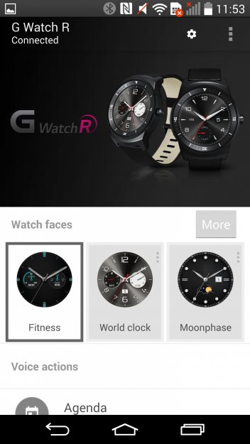a9e847ec7ed Před tím ale musíte mít z Google Play staženu aplikaci Android Wear