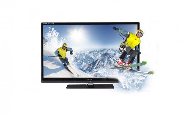bbcb67b89 Digitální domácnost - Čtyřbarevná top televize Sharp a jak jsou ...