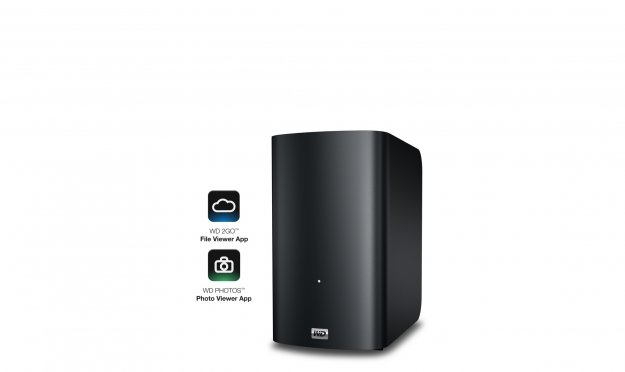 WD MyBook Live Duo