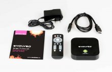 Evolveo Smart TV box Q4