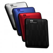 WD My Passport Ultra